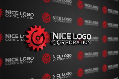 g gear logo