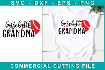 Baseball Grandma, T-shirt