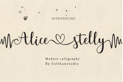 Alice stelly