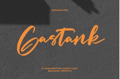 Gastank Script Font