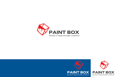 paint box logo