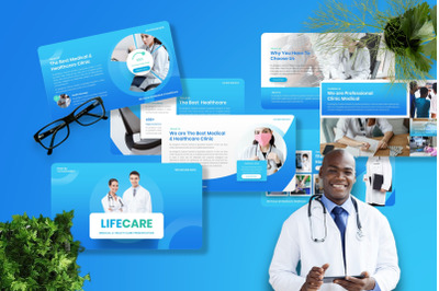 Lifecare - Medical & Healthcare Powerpoint Template