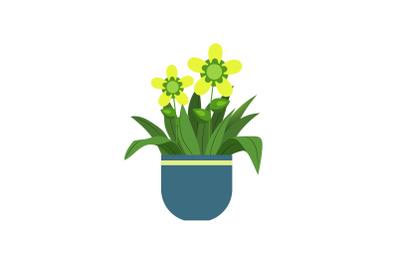 Spring Kawai Flower Pot 3