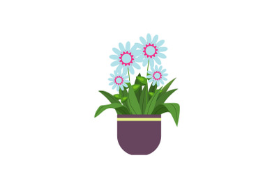 Spring Kawai Flower Pot 5