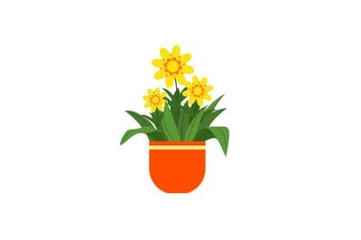 Spring Kawai Flower Pot 9