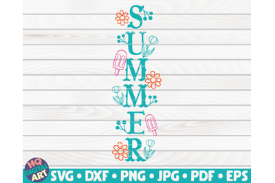 Summer Porch Sign SVG