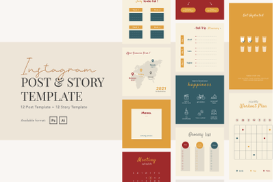 Creative Activity Planner Instagram