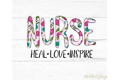 Nurse Png, Sublimation Png