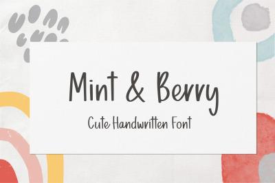 Mint & Berry