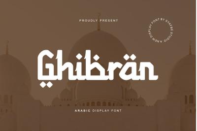 Ghibran