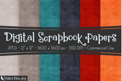 Digital Scrapbook Papers