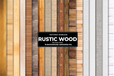 Rustic Wood seamless