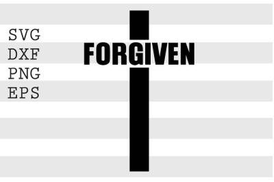 Forgiven SVG