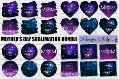 Mother's Day sublimation designs