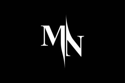 MN Monogram Logo V5