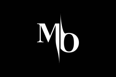MO Monogram Logo V5
