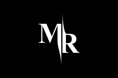 MR Monogram Logo V5