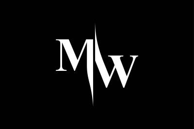 MW Monogram Logo V5