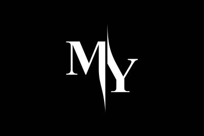 MY Monogram Logo V5