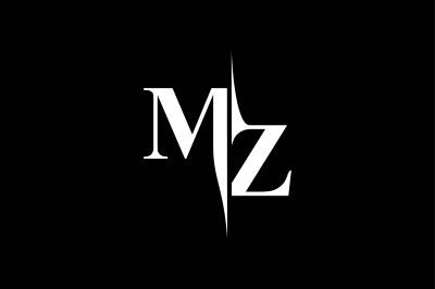 MZ Monogram Logo V5