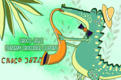 Crocodiles jazz musicians