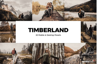 20  Timberland LR Presets