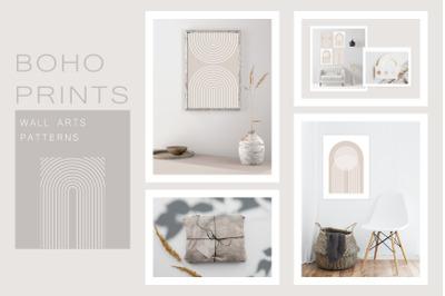 Boho Prints Design