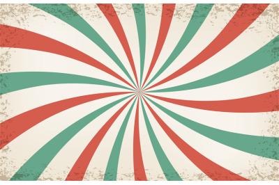 Pinwheel circus background