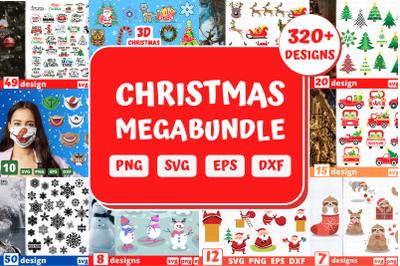 Christmas SVG Megabundle