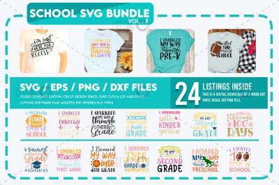 School Svg Bundle Vol 5