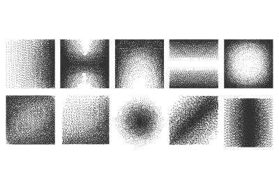 Illustrator noise gradient textures