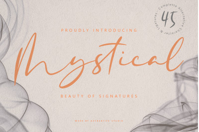 Mystical - Beauty Of Signatures