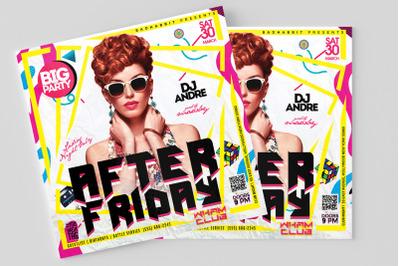 NightClub Flyer