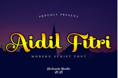 Aidil Fitri