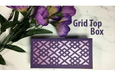 Lattice Box SVG
