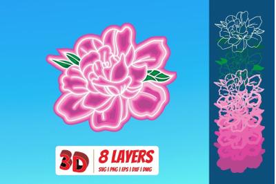 3D Pion SVG