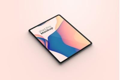 iPad Pro Mockup V1
