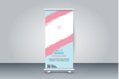 Banner Roll Up Business Banner Design