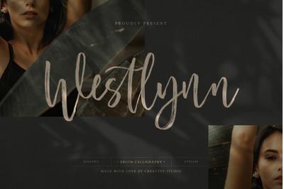 Westlynn Brush Calligraphy