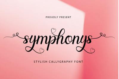 Symphonys