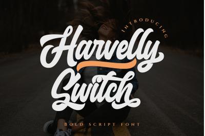Haverlly Switch - Bold Script