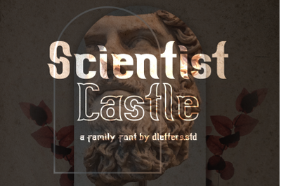 Scientist Castle - Family Serif Font
