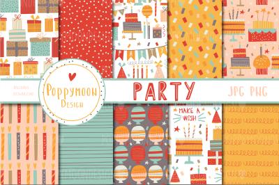 Party paper set