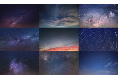 Starry Sky Replacement Pack