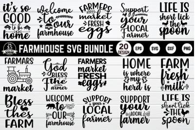 farmhouse svg bundle vol 3