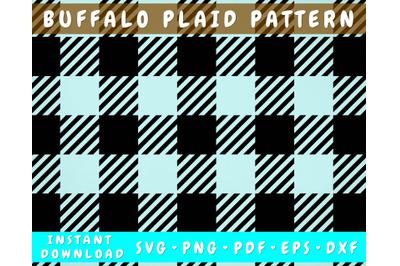 Buffalo Plaid Pattern SVG, Buffalo Plaid Cut File