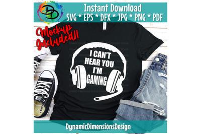 Funny Gamer SVG, Gamer svg, Video Games svg, Boys shirt svg, Instant D