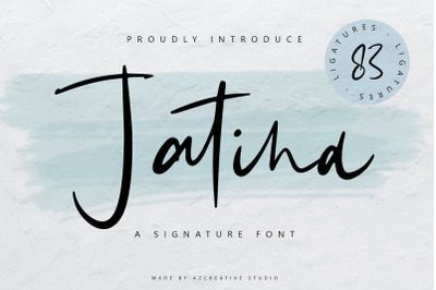 Jatina - Dynamic Signature