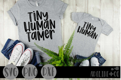 Tiny human tamer, SVG, Matching
