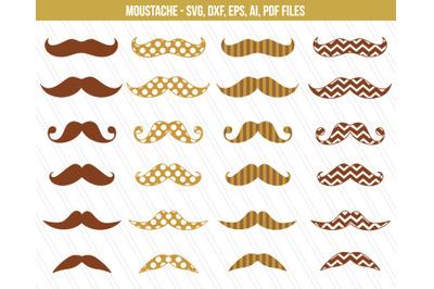 Mustache svg file, Mustache clipart, Moustache, Hipster svg